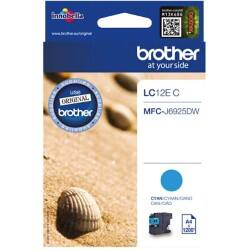 Brother LC-12EC Original Tintenpatrone Cyan