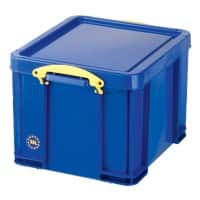 Really Useful Box Aufbewahrungsbox 35BCB 35 L Blau Polypropylen 48 x 39 x 31 cm