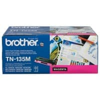 Brother Original TN-135M Tonerkartusche Magenta