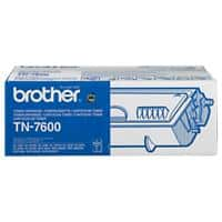 Brother TN-7600 Original Tonerkartusche Schwarz