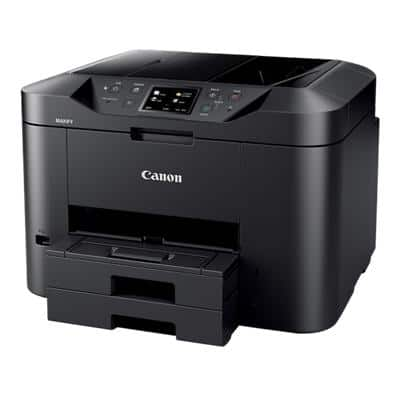 Canon MAXIFY MB2750 A4 Color Inkjet 4-in-1-Drucker mit kabelloser Druckfunktion