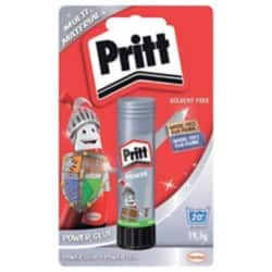 Pritt Klebestift Power Alleskleber Weiß