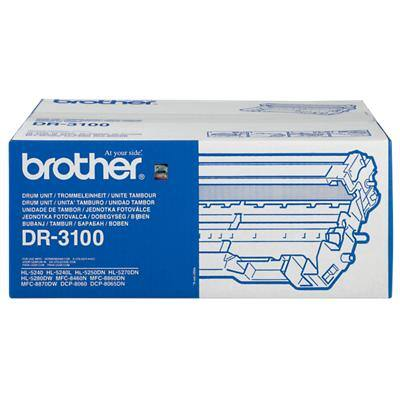 Brother DR-3100 Original Trommel Schwarz