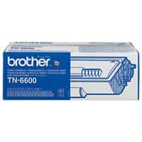 Brother Original TN-6600 Tonerkartusche Schwarz
