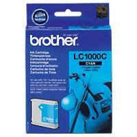 Brother LC1000C Original Tintenpatrone Cyan