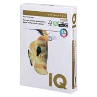 IQ Selection Smooth Kopierpapier DIN A4 160 g/m² Weiß 250 Blatt