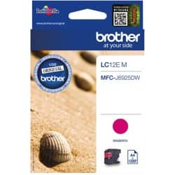 Brother LC-12EM Original Tintenpatrone Magenta