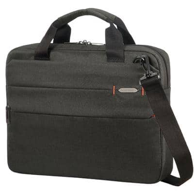 "Samsonite Laptoptasche Network 3 14.1 "" Polyester Anthrazit 38 x 10,5 x 28 cm"