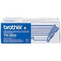 Brother TN-2000 Original Tonerkartusche Schwarz