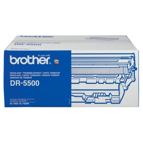 Brother DR-5500 Original Trommel Schwarz