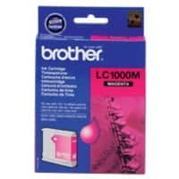 Brother LC1000M Original Tintenpatrone Magenta