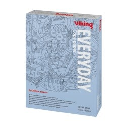 Viking Everyday Kopierpapier DIN A3 80 g/m² Weiß 500 Blatt