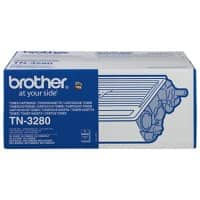 Brother TN3280 Original Tonerkartusche Schwarz