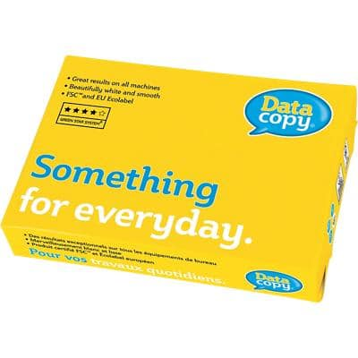 Data Copy Something for Everyday Kopier-/ Druckerpapiere DIN A4 80 g/m² Weiß Matt 500 Blatt
