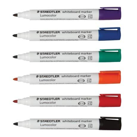 STAEDTLER Whiteboard Marker 351 WP6