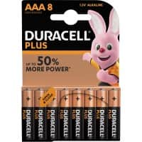 Duracell Batterie Plus Power AAA 8 Stück