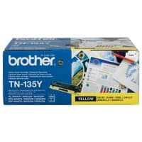 Brother Original TN-135Y Tonerkartusche Gelb