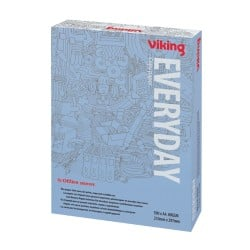 Viking Everyday Kopierpapier DIN A4 80 g/m² Weiß 500 Blatt