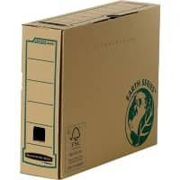 Bankers Box Earth Series Archivschachtel A4 FSC  Braun 250 (H) x 80 (B) x 315 (T) mm 2 Stück