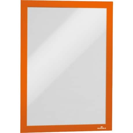 DURABLE Magnetrahmen DURAFRAME  DIN A4 Orange 23,7 x 0,2 cm