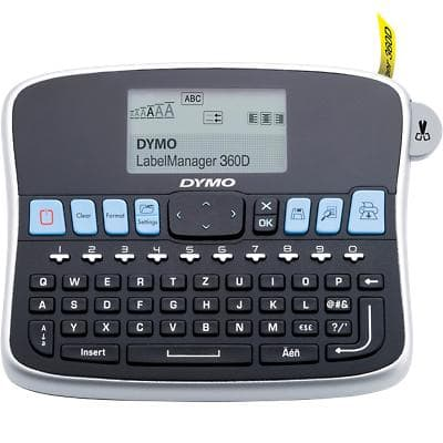 DYMO Etikettendrucker LabelManager 360D S0879520 QWERTY