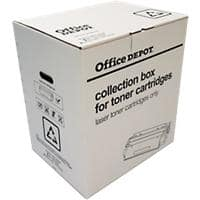 Office Depot Tonersammelbox