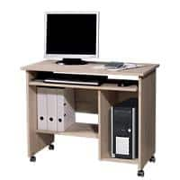GERMANIA Computertisch 0486-156 Sonoma Eiche-Nb. 900 x 480 x 720 mm