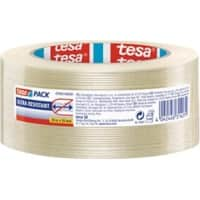 tesa Paketband 4590 50 mm x 50 m Transparent