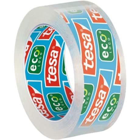 tesafilm Klebefilm 57035 Eco & Clear 15 mm x 10 m Transparent
