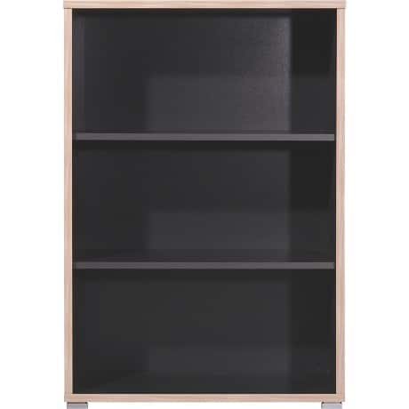 GERMANIA Schrank Duo Anthrazit 75 x 38 x 115 cm