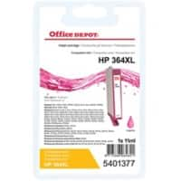 Kompatible Office Depot HP 364XL Tintenpatrone CN686EE Magenta