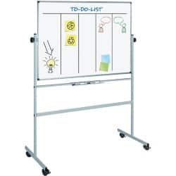 Office Depot Superior Whiteboard Emaille Magnetisch 150 x 120 cm