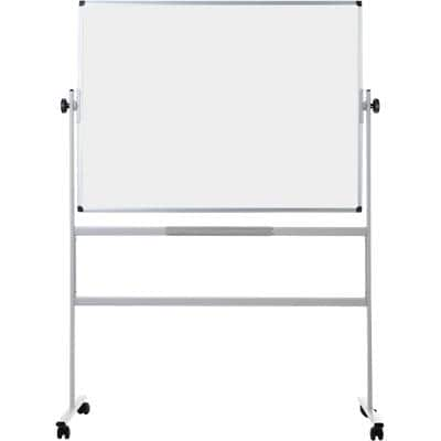 Office Depot Superior Mobiles Whiteboard Emaille Magnetisch 120 x 180 cm