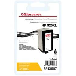Kompatible Office Depot HP 920XL Tintenpatrone CD975A Schwarz