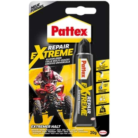 Pattex Alleskleber Repair Gel Transparent