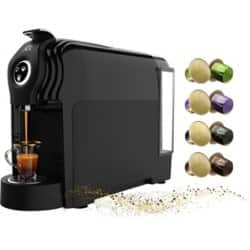 Gratis L'OR Lucente Pro Kaffeemaschine + 1000 L'OR Kapseln Popular