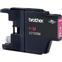Brother LC-1220M Original Tintenpatrone Magenta