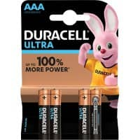 Duracell Batterie Ultra Power AAA 4 Stück