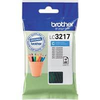 Brother LC3217C Original Tintenpatrone Cyan