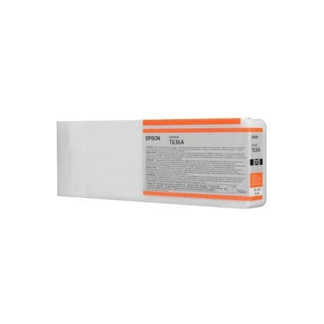 Epson T636A Original Tintenpatrone C13T636A00 Orange