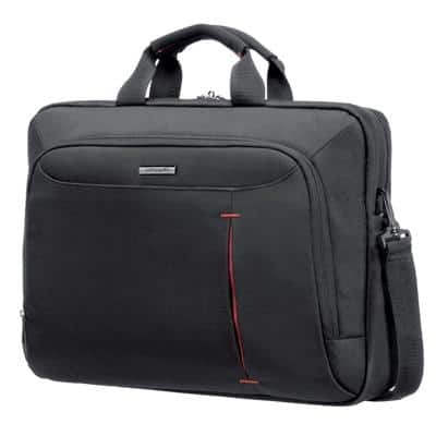 "Samsonite Laptoptasche Guardit Medium 16"" 43,5 x 11,5 x 30,5 cm Schwarz"