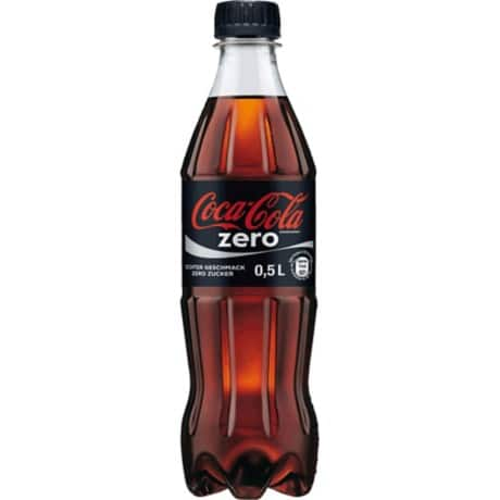 Coca-Cola Limonade 12 Flaschen à 500 ml