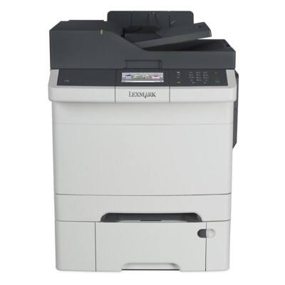 Lexmark 4-in-1 Farb-Laserdrucker CX410dte
