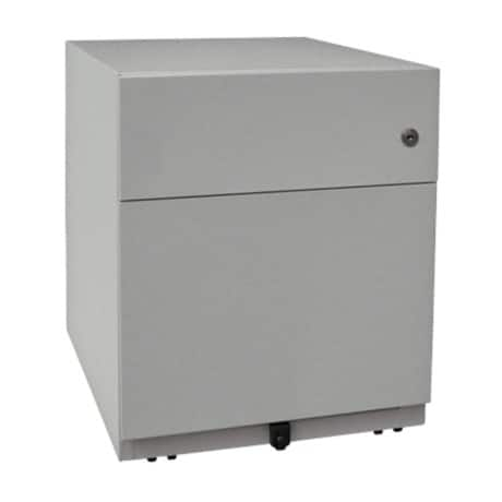 Bisley Rollcontainer Note Silber 42 x 56,5 x 49,5 cm