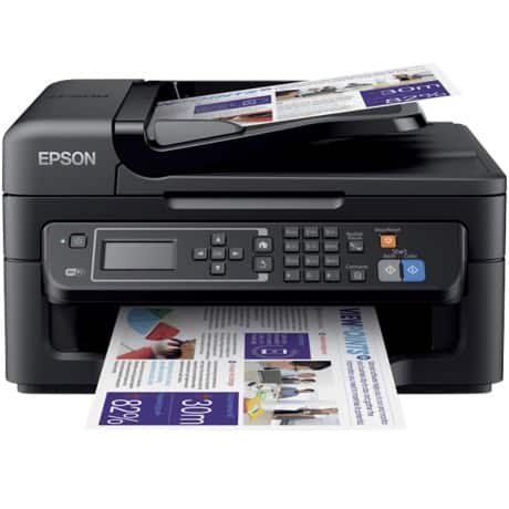 Epson WorkForce WF-2630WF Farb Tintenstrahl All-in-One Drucker
