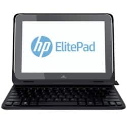 HP Tablet-Hülle D6S54AA#ABD HP ElitePad Productivity Jacket  Schwarz