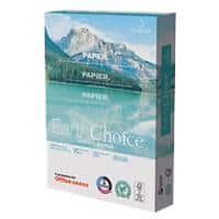 Office Depot Earth Choice Kopier-/ Druckerpapier DIN A4 80 g/m² Weiß 500 Blatt