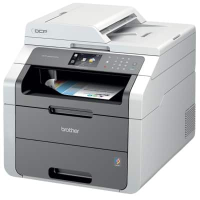 Brother DCP-9022CDW Farb Laser Multifunktionsdrucker