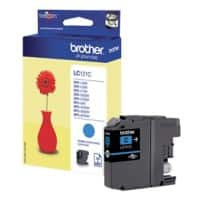 Brother LC121C Original Tintenpatrone Cyan