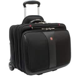 "Wenger Laptoptrolley Patriot 17 "" 44 x 31 x 38 cm Schwarz"